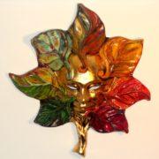 Leaf -woman