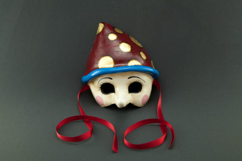 pinocchio with red hat