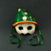 pinocchio with green hat