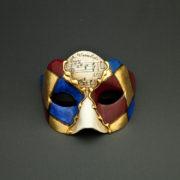 colombina blu oro e rossa
