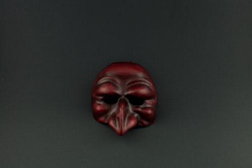 red pulcinella