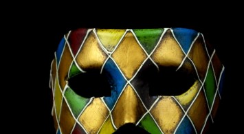 Authentic Venetian Masks