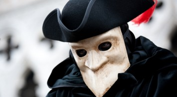 Venetian Masks: history