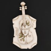 small-white-violin